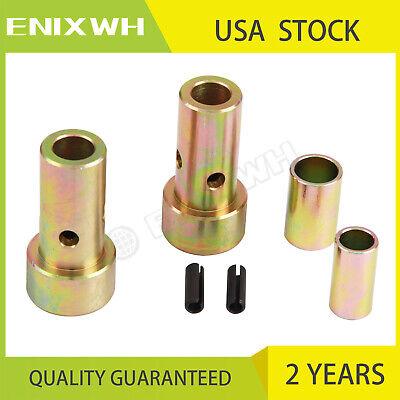 Oilite Bronze Bushing 1 3//8 ID x 1 5//8 OD x 27//32 Length Plain Sleeve USA