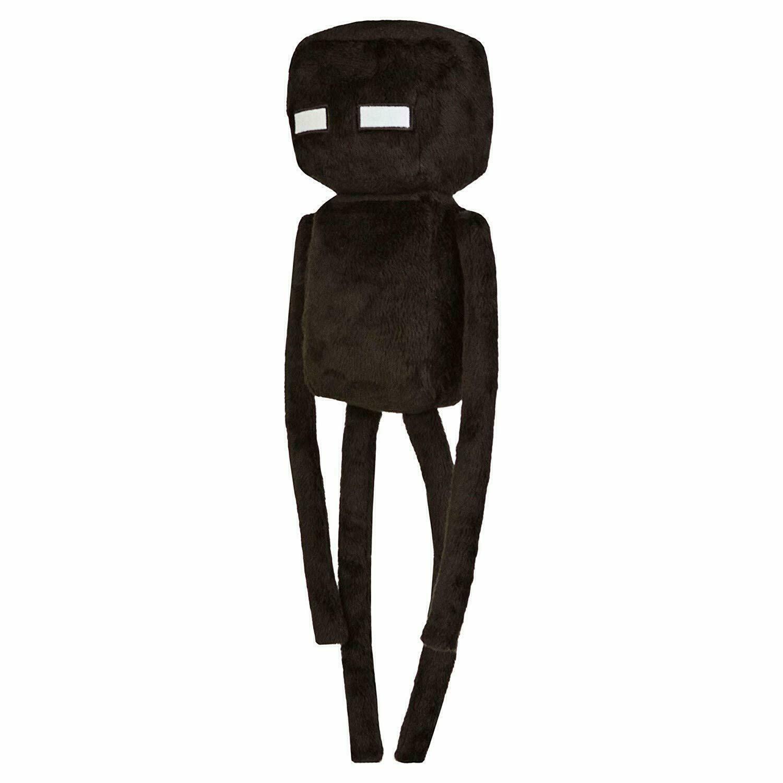 Minecraft Plush Doll Black Enderman 13 inch Stuffed Animals