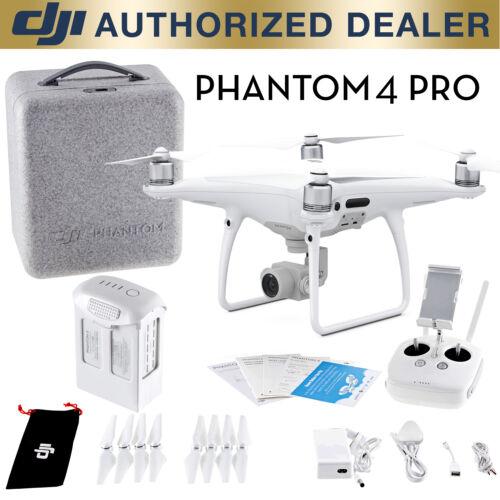 DJI Phantom 4 Pro Quadcopter White PHANTOM4 PRO (NA)