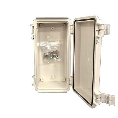 Bud Electrical Box Enclosure Outdoor Waterproof Abs Garage Wall Indoor Industria