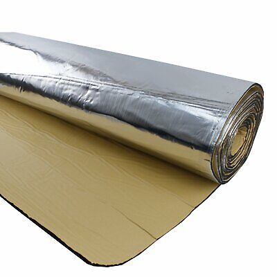 Car Heat Shield Insulation Sound Deadener Best Noise Proofing Material