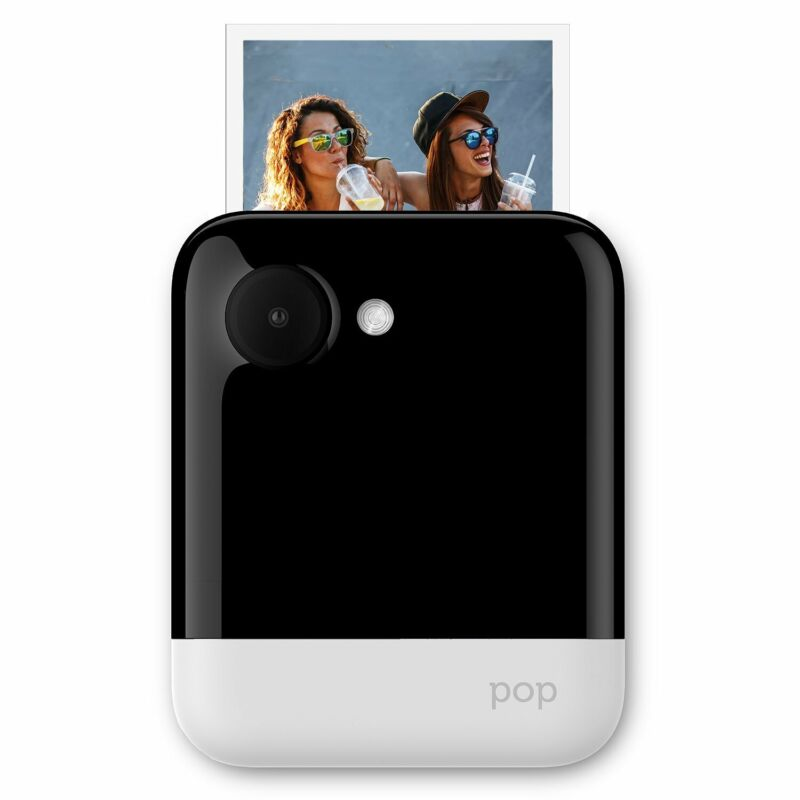Polaroid POP 3x4 Instant Print Digital Camera with ZINK Zero Ink Printing Techno