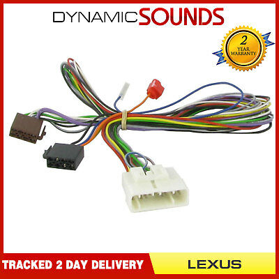 PC2-105-4 Amplifier Bypass Wiring Harness For Lexus IS200