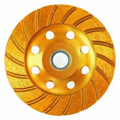 New 4-12 Inch Super Turbo Diamond Cup Wheel18 Segs Masonry Stone Cutting Tool
