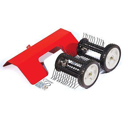 Earthquake DK43 Lawn Grass Dethatcher Attachment Kit for Mini Cultivator Tiller
