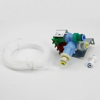 Refrigerator Water Inlet Valve Kit for Whirlpool Kenmore Kit