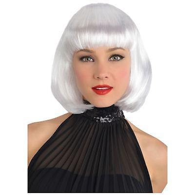 num White Sci Fi Alien Storm Fancy Dress Cosplay Accessory (Alien Cosplay)