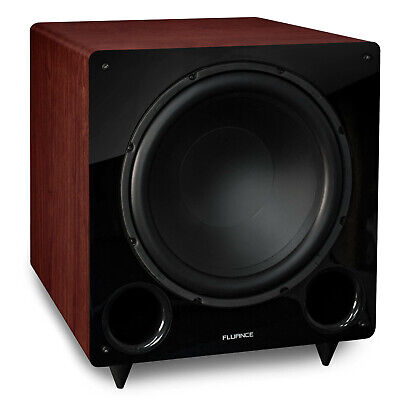 Fluance DB12MA 12-inch Low Frequency Front Firing Powered Su