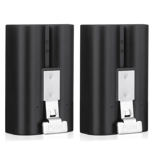 2x Ring Rechargeable Battery Quick Release For Video Doorbell 2 Spotlight camera