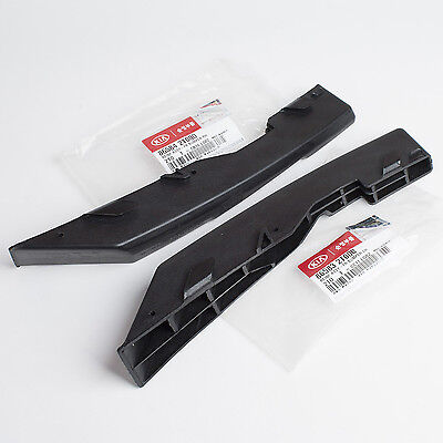 Genuine Oem Kia Optima Front Bumper Reinforcement Both 2011 2013  86583 2T000
