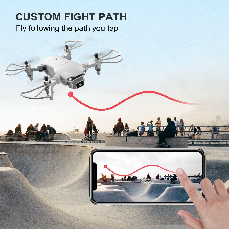 New RC Drone 4k HD Wide Angle Camera WIFI FPV Drone Dual Camera Quadcopter 3