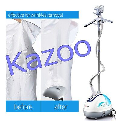 Professional Garment Clothes Fabric Steamer Portable Iron Steam Wrinkle Remove