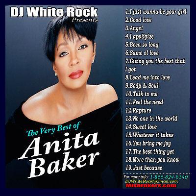 DJ White Rock The very best of Anita