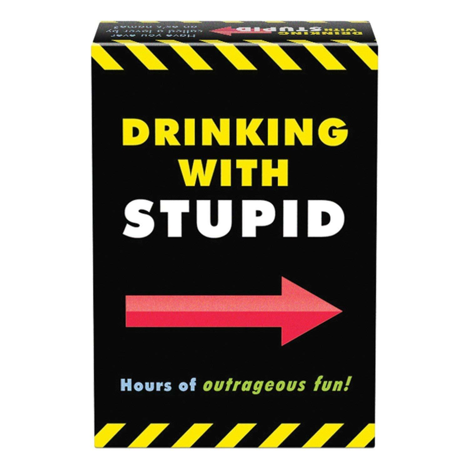 Drinking With Stupid by Kheper Games