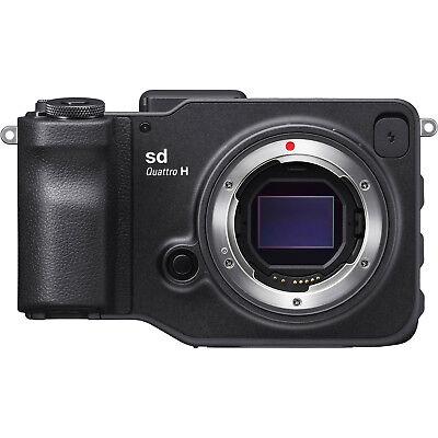Sigma sd Quattro H Mirrorless HD Digital Camera Body