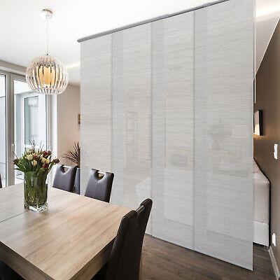 Deluxe Adjustable Window Covering Patio Door Panel Blind Room Divider Screen