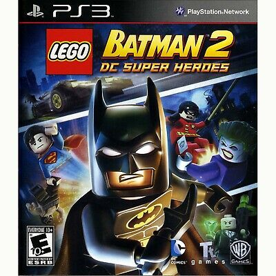 LEGO Batman 2: DC Super Heroes PS3 [Factory (Lego Batman 2 Dc Super Heroes Ps3)