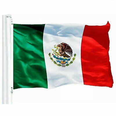 3×5 Mexico Flag Mexican Banner Pennant Bandera New bandera de mexico Décor