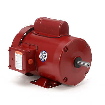 Leeson Electric Motor 110088.00 56 Frame 1 Hp 1725 Rpm 1-ph 115208-230 V