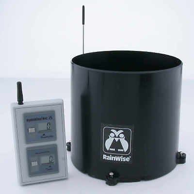 RainWise Electronic Recording Rain Gauge Wireless