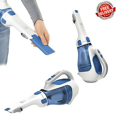 Portable Car Vacuum Cleaner Cordless Lithium Best Hand Vacuum NEW