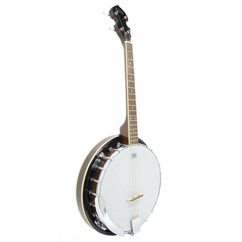 Koda FBJ2417 Tenor Banjo for Beginner, 4 String 17 Fret