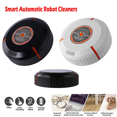 Smart Automatic Cleaning Robot Vacuum Floor Dust Cleaners Home Sweeping Machine