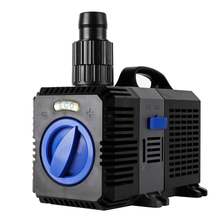 SunSun 3600l//h 20W SuperECO Teichpumpe Bachlaufpumpe Filterpumpe Teich CTP-3800