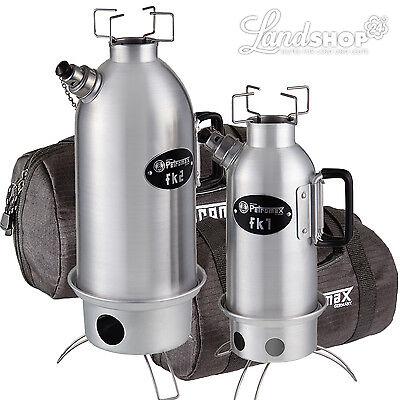 Petromax Feuerkanne fk1 fk2 Alukanne Wasserkocher Tasche Outdoor Camping Kanne