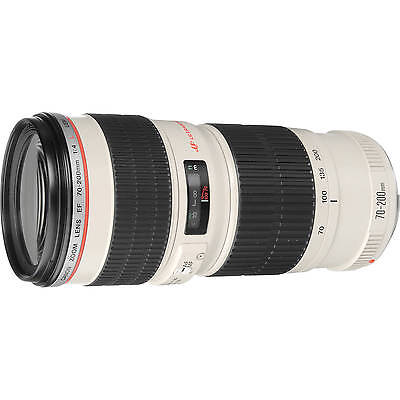 Easter Deal Sale 70-200mm Retail Box Canon Ef 70-200 mm f/4L Usm Lens