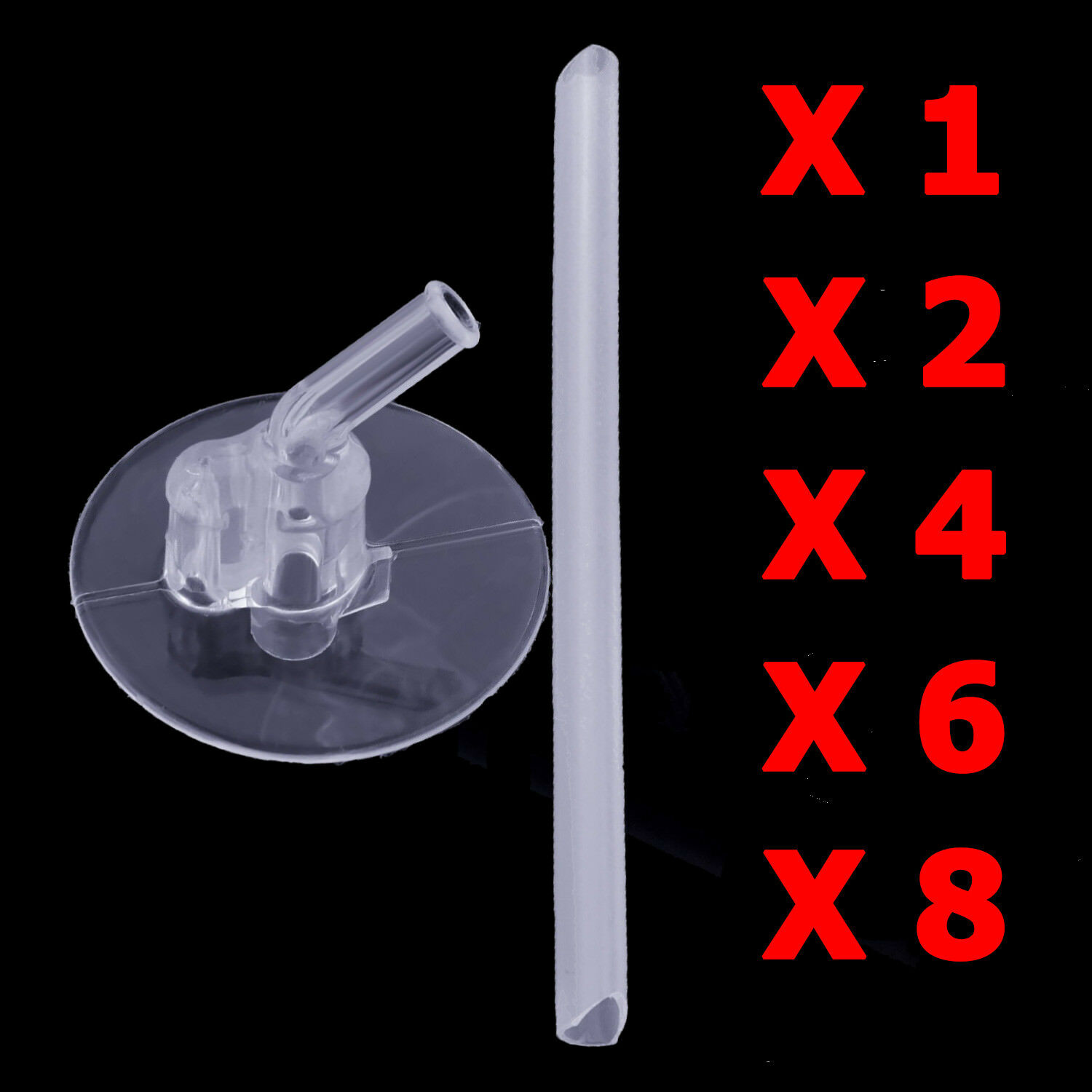 funtainer replacement straw for f401 12oz models