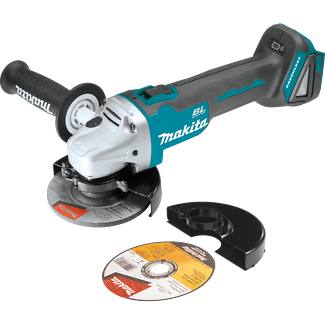 BRAND NEW MAKITA XAG03Z 18V BRUSHLESS LXT ANGLE GRINDER Ashmore Gold Coast City Preview