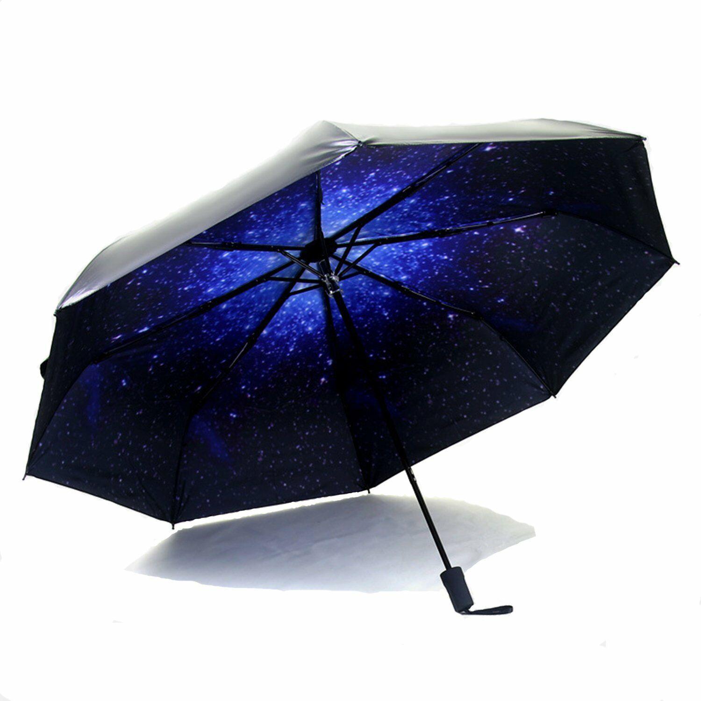Sun&Rain Travel Umbrella Compact Mini Totes Umbrella Lightwe