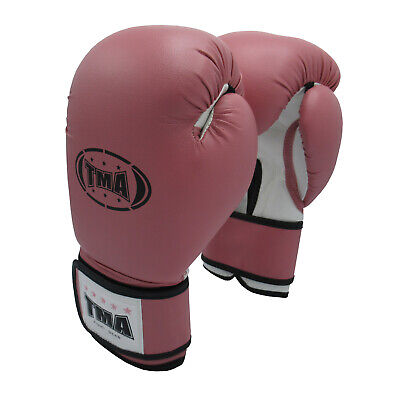 TMA Training Boxing gloves best for kickboxing, Martial Arts, MMA, Muay Thai