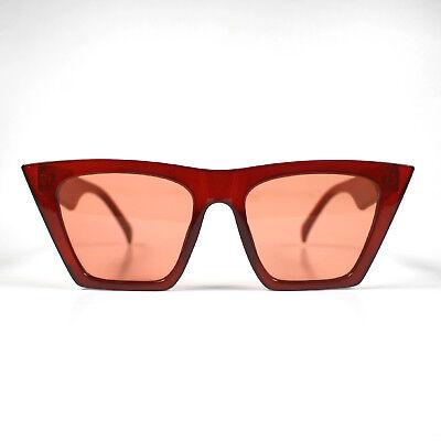 lasses, Red Women's Sunglasses, Classic Cat Eye sunglasses, (Classic Cat Woman)