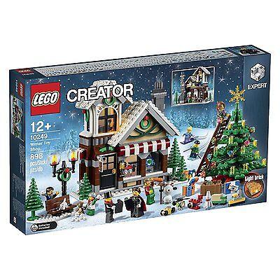 Lego ™ Créateur 10249 Magasins de Jouets de Noël Neuf Emballage D