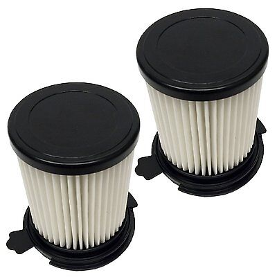 Dirt Devil F12 Filter - x2 F12 Filter Washable Type Replacement for Dirt Devil Vacuum, Part 3-KD1680-000