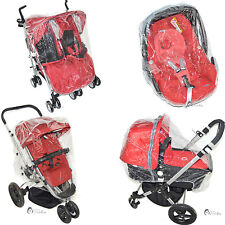 Universal Raincover For Buggy /Pushchair / Car Seat /Double Buggy /Carrycot Twin