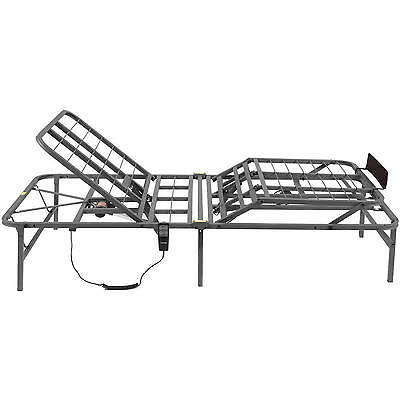 Pragmatic Adjustable Bed Frame Head And Foot  Multiple Sizes   Twin Xl