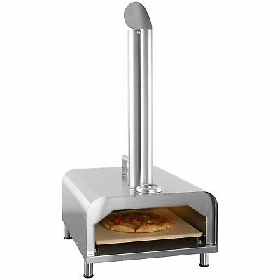 Gyber Fremont Wood Fired Pizza Oven Outdoor Natural Or Flavored Pellet Fuel