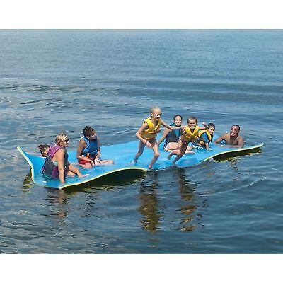 Floating Oasis Water Pad- Dual Layer, Heavy Duty Polyolefin Foam