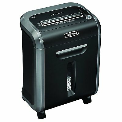 Paper Shredder Commercial Heavy Duty Industrial Plastic Cut 16 Sheet Jam Proof