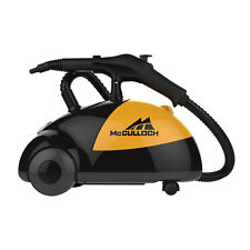 McCulloch Heavy Duty Deep Clean Floor Handheld Canister Steam Cleaner   MC1275