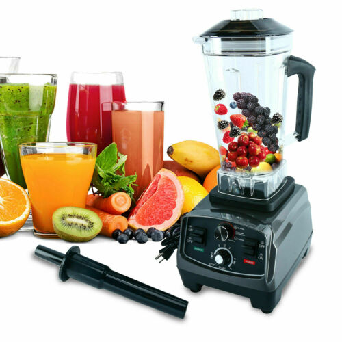 1400Watt Heavy Duty Commercial Blender Juicer Countertop Blender/Food Processor