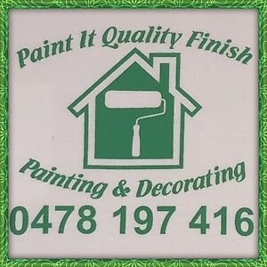 Licensed painter $280 per day Penrith Penrith Area Preview