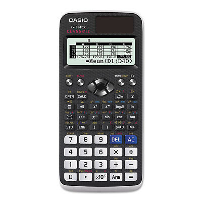 Casio FX-115ESPLUS Advanced Scientific Calculator 15-Digit LCD FX991EX