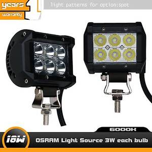 LED Light Bars and Wiring Harnesses Warner Pine Rivers Area Preview
