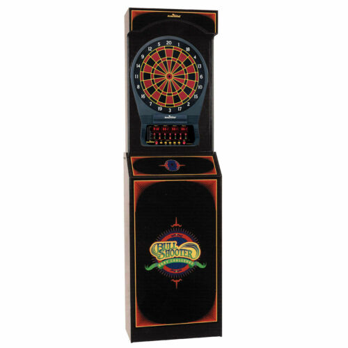 Arachnid Bullshooter Arcade Electronic Dartboard Cabinet w/ Cricket Pro 650