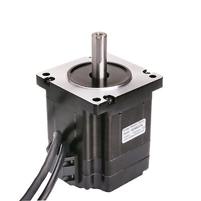 Nema34 34ssm8460 Closed-loop Stepper Motor 101mm 5n.m 6a 1000 Line Encoder Longs