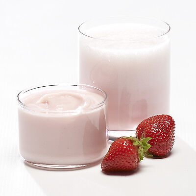 Strawberry Pudding Shake - High Protein (7 per box)